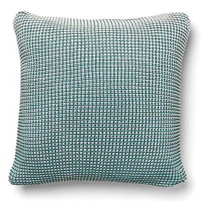 Cohen Knitted 100% Cotton Throw Pillow