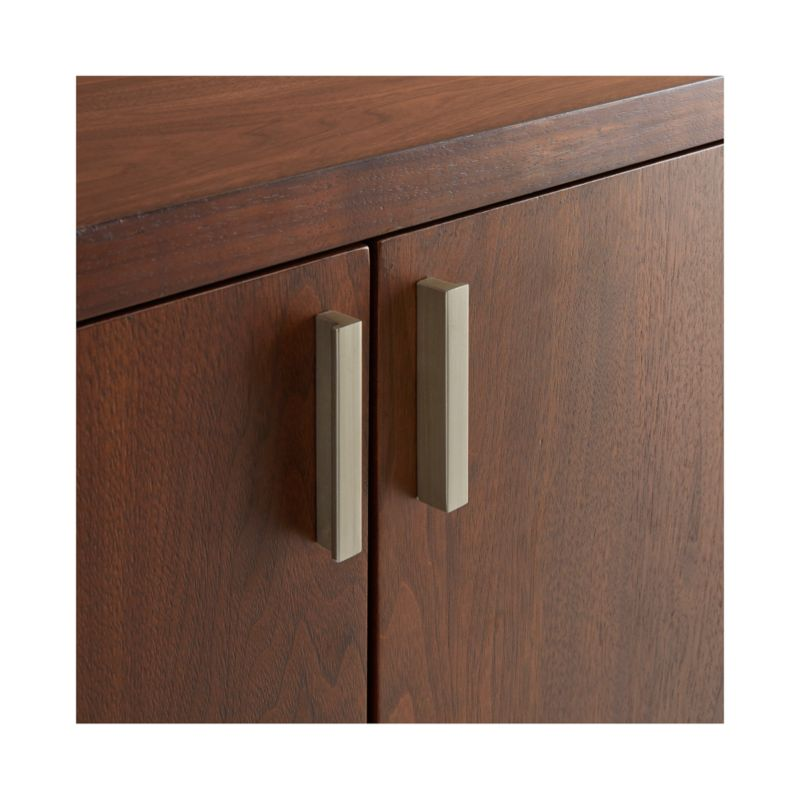 Trifecta Bar/Media Cabinet with Light