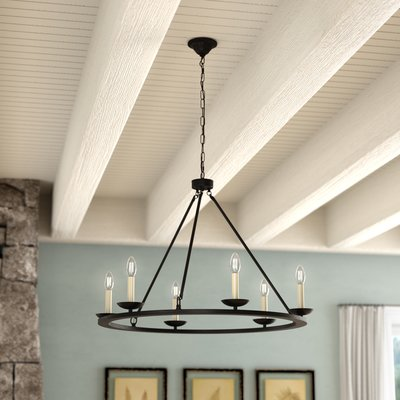 Stony Creek 6-Light Candle-Style Chandelier