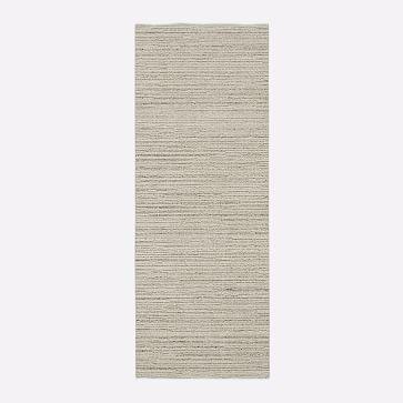 Lumini Rug, Alabaster, 6'x9'