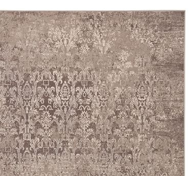 Icelynn Rug, 5.3 x 7.6', Gray