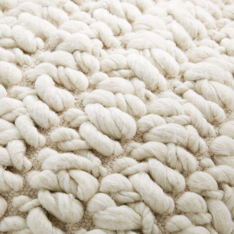 """20"""" Tillie Wool Pillow with Down-Alternative Insert"""
