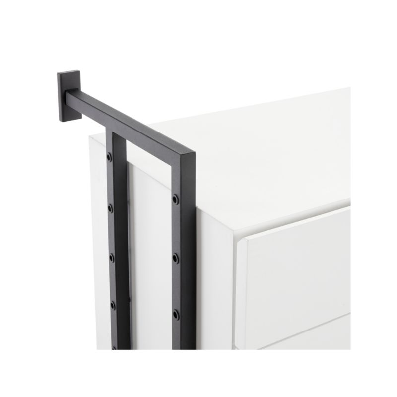 Flex Modular Double Media/Storage Set