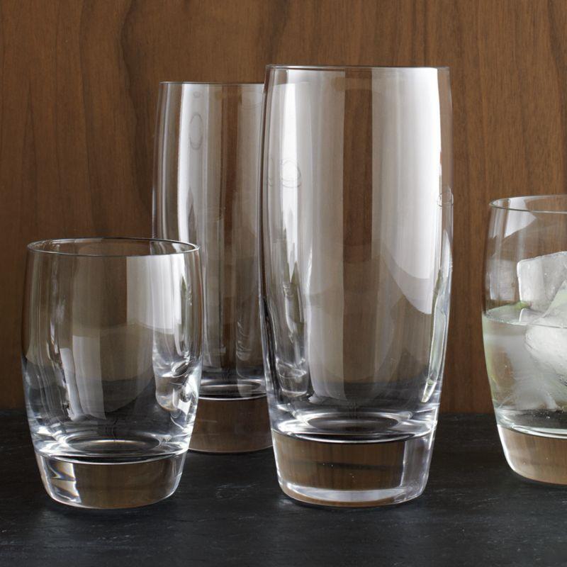 Otis Tall Drink Glasses, Set of 12