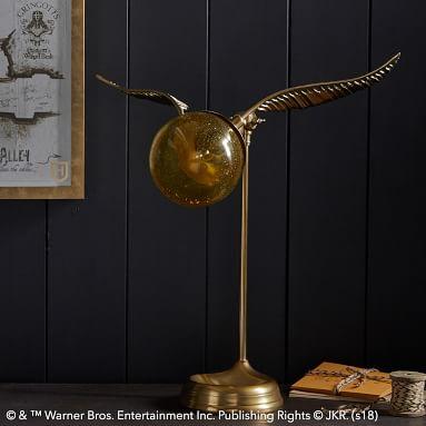 HARRY POTTER(TM) GOLDEN SNITCH(TM) Task Lamp