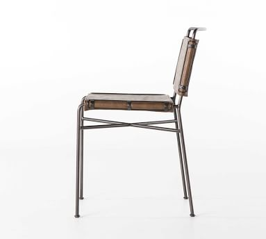 Perkins Dining Chair, Brown