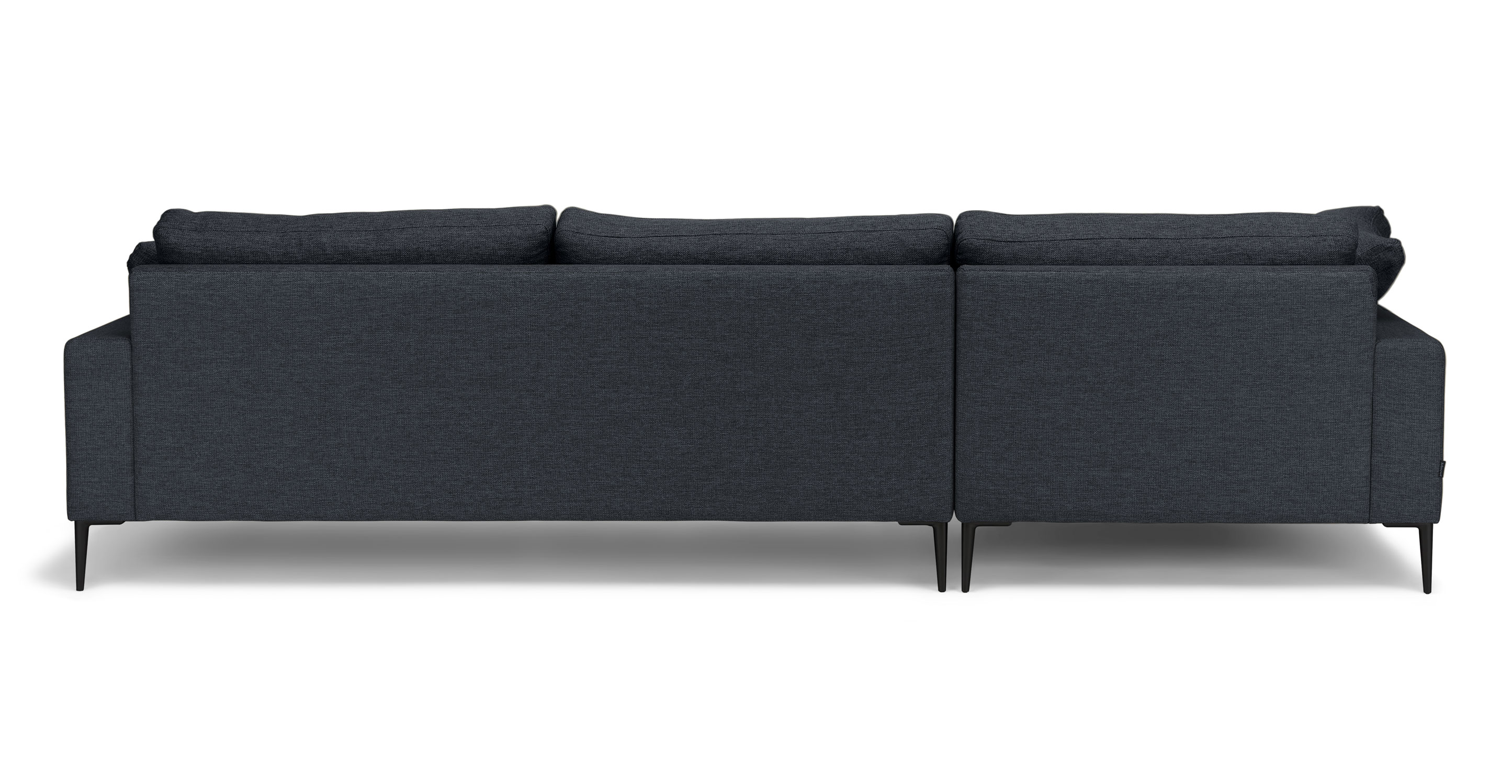 NOVA  - Bard Gray sectional Left Sectional