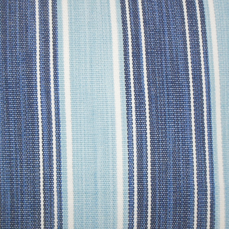 "Ferlin Striped Pillow - 18"" x 18"" - Down Insert"
