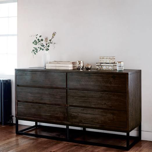 Logan 6-Drawer Dresser