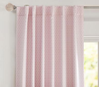 Light Pink Blackout Curtains For Nursery Curtain Menzilperde Net