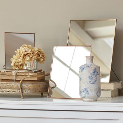 Bluestone Terracotta Vases - Set of 3