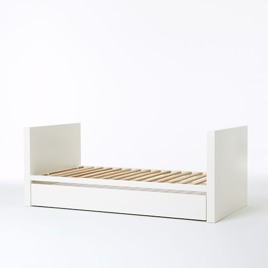 Parsons Daybed - White