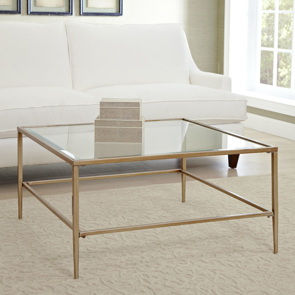 Nash Square Coffee Table... by Birch Lane | Havenly