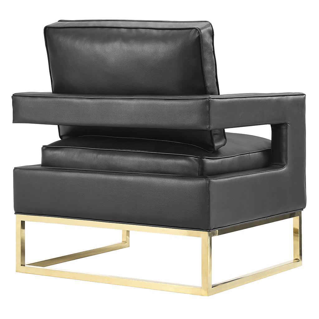 Aubrey Black Joanna Chair