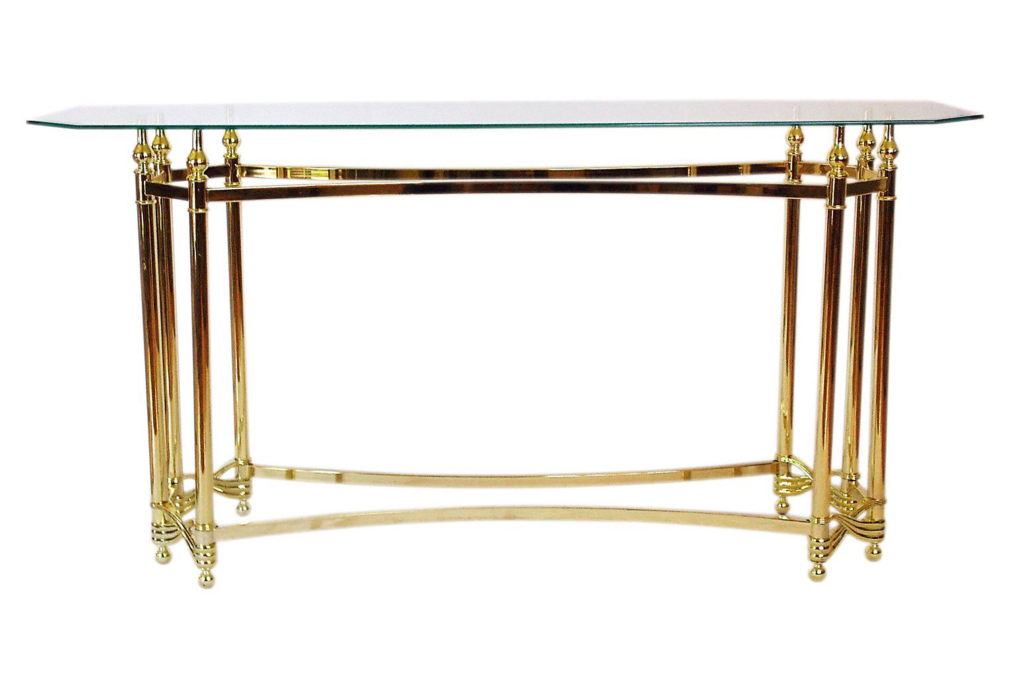 Mill Mini Console Table by CB2