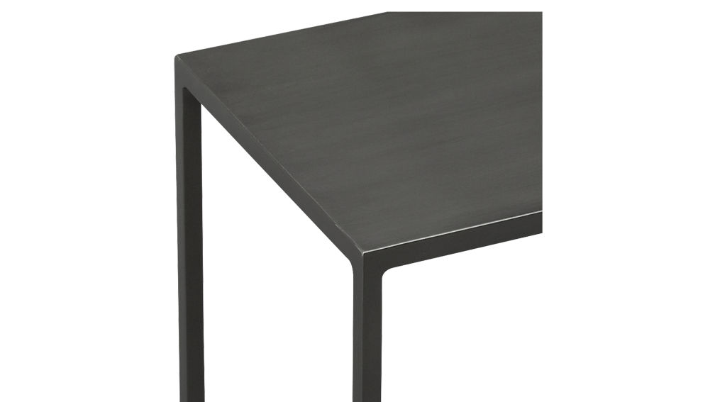 mill console table