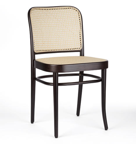 Ton 811 Caned Side Chair