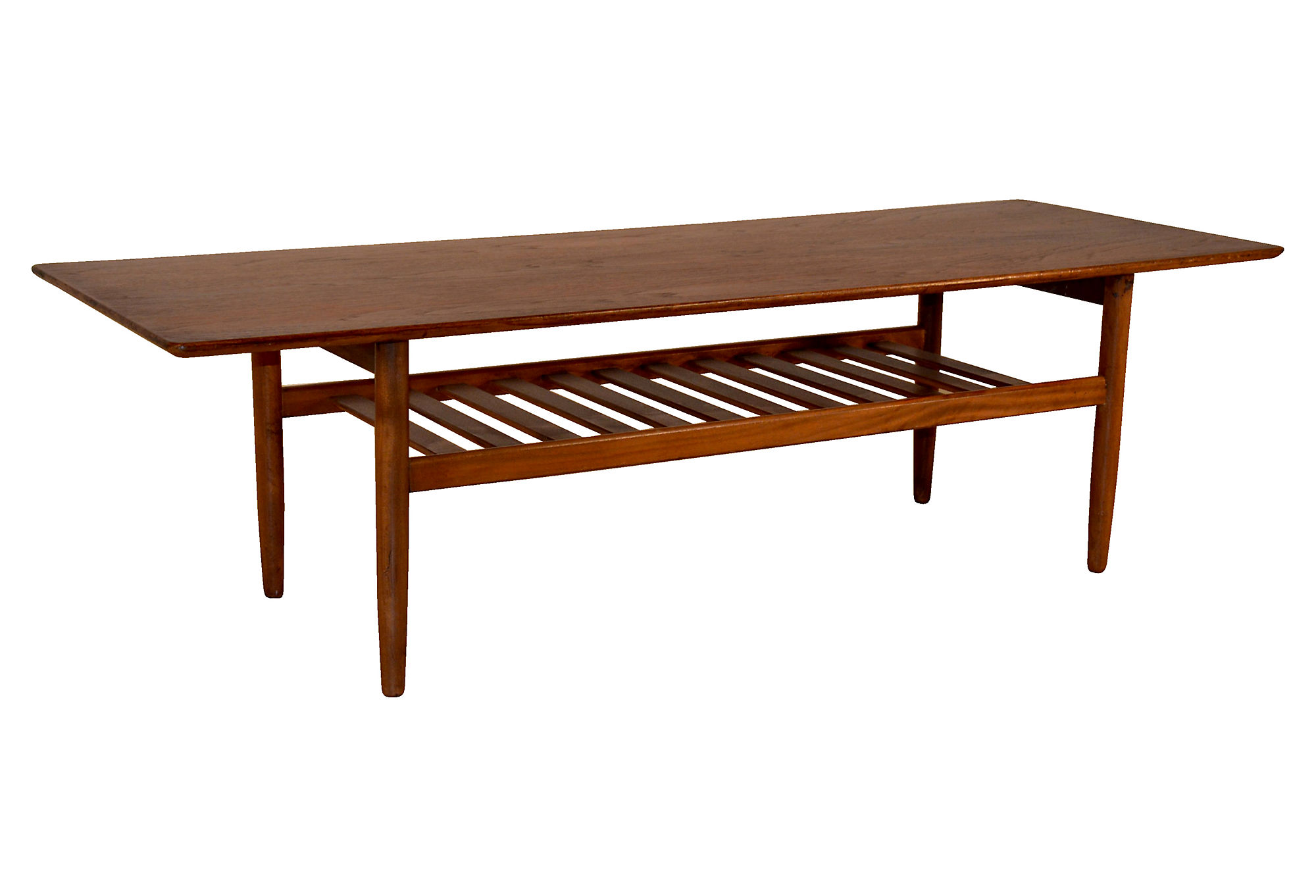 Bartol Reclaimed Pine Coffee Table by Pottery Barn