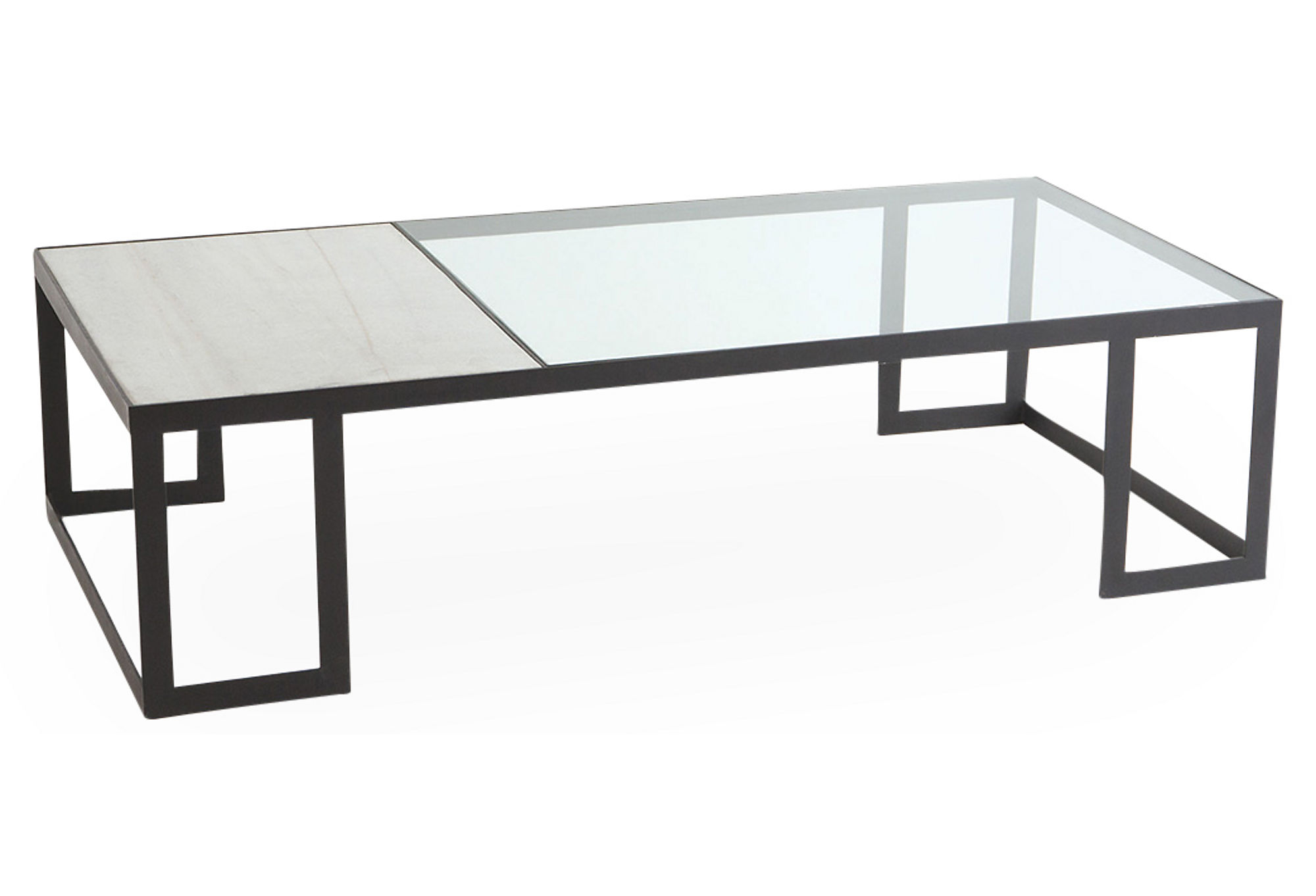 Nash Square Coffee Table by Birch Lane