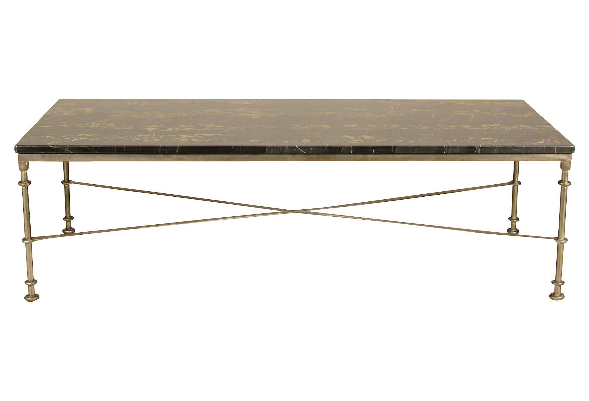 Estelle Artisanal Vintage Coffee Table by Pottery Barn