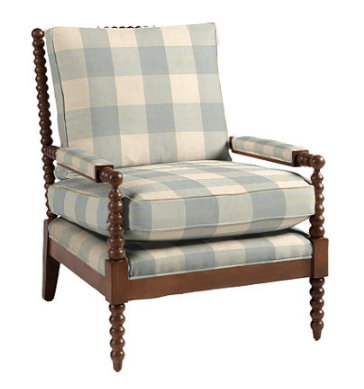shiloh spool chair by ballard designs | havenly