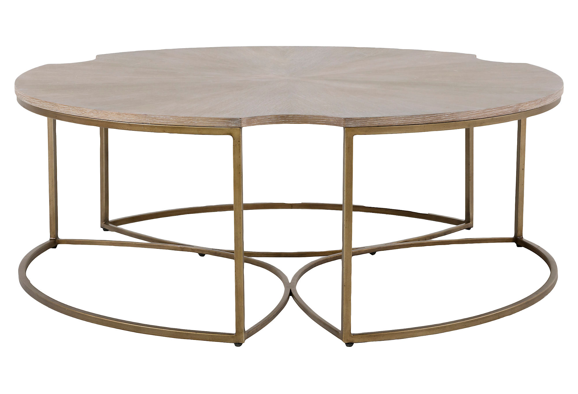 Ava Coffee Table by e Kings Lane