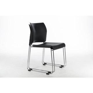 nps series all plastic cafetorium chair pack 4