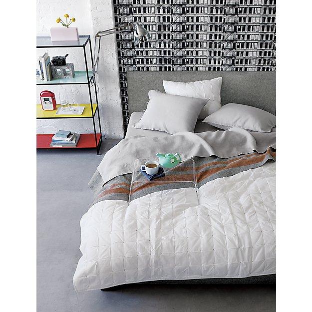 acrylic bed tray
