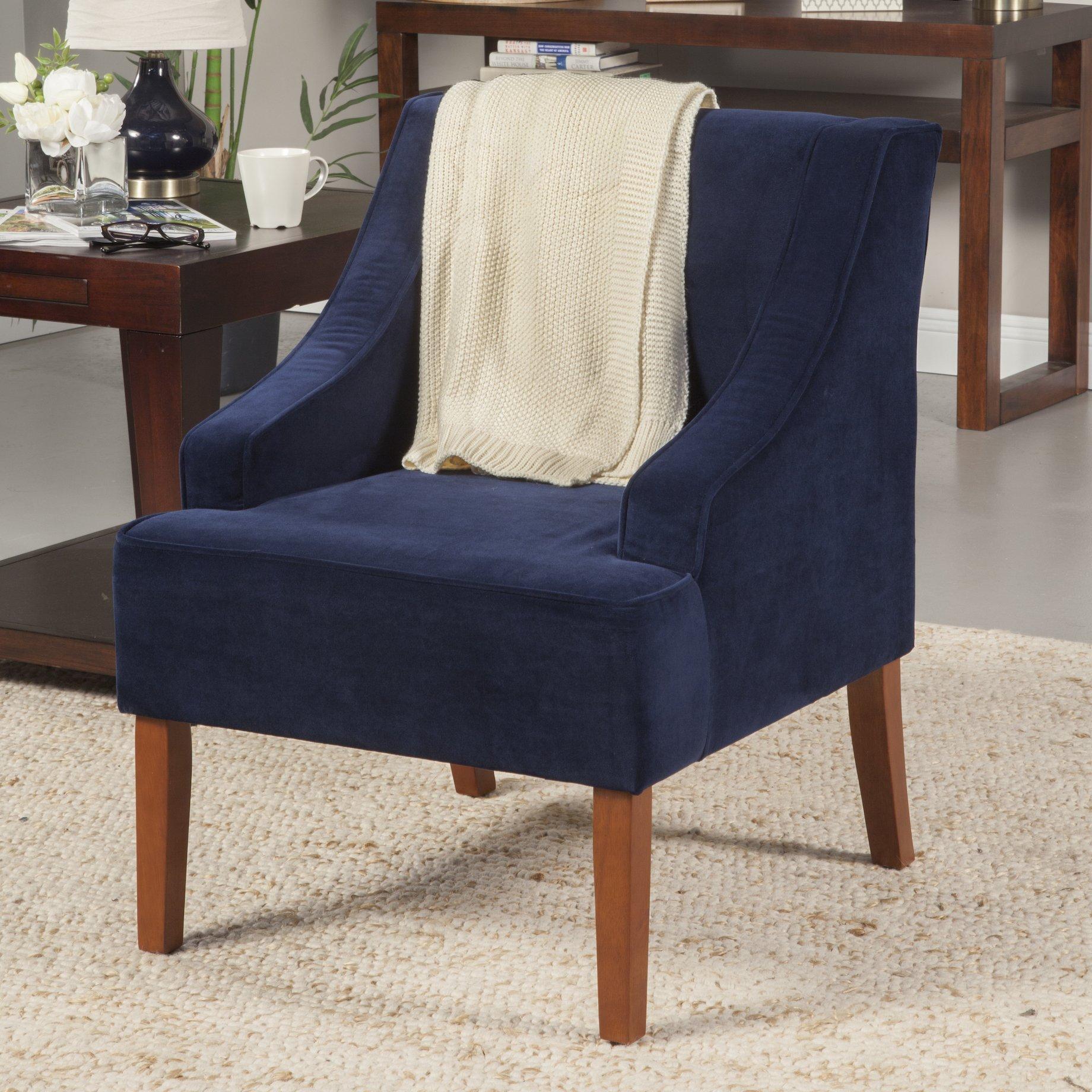 Boulevard Swoop Arm Chair by Wayfair