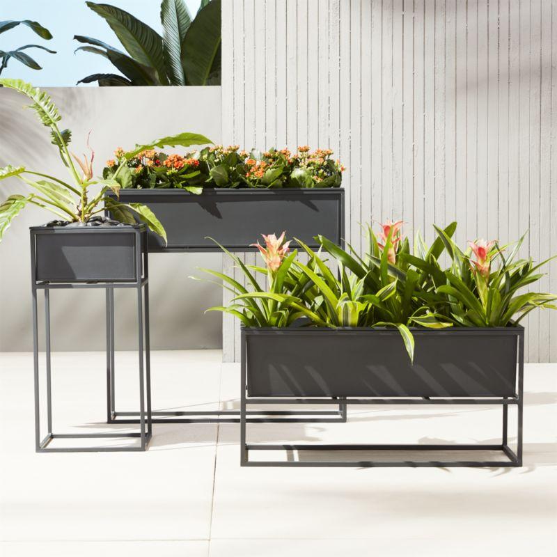 kronos low planter
