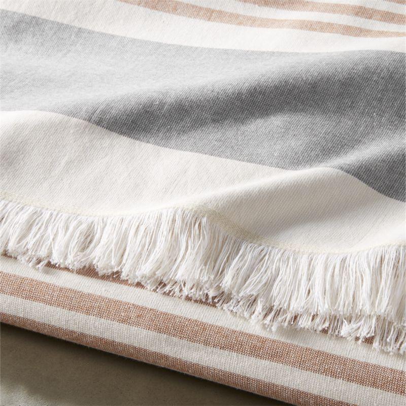 karla copper hand towel