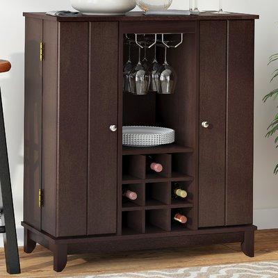 Parker Spirits Bourbon Cabinet... by Crate and Barrel | Havenly