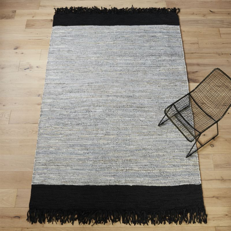 leather dressage rug 8'x10'