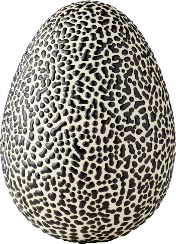 Speckled Egg Decor