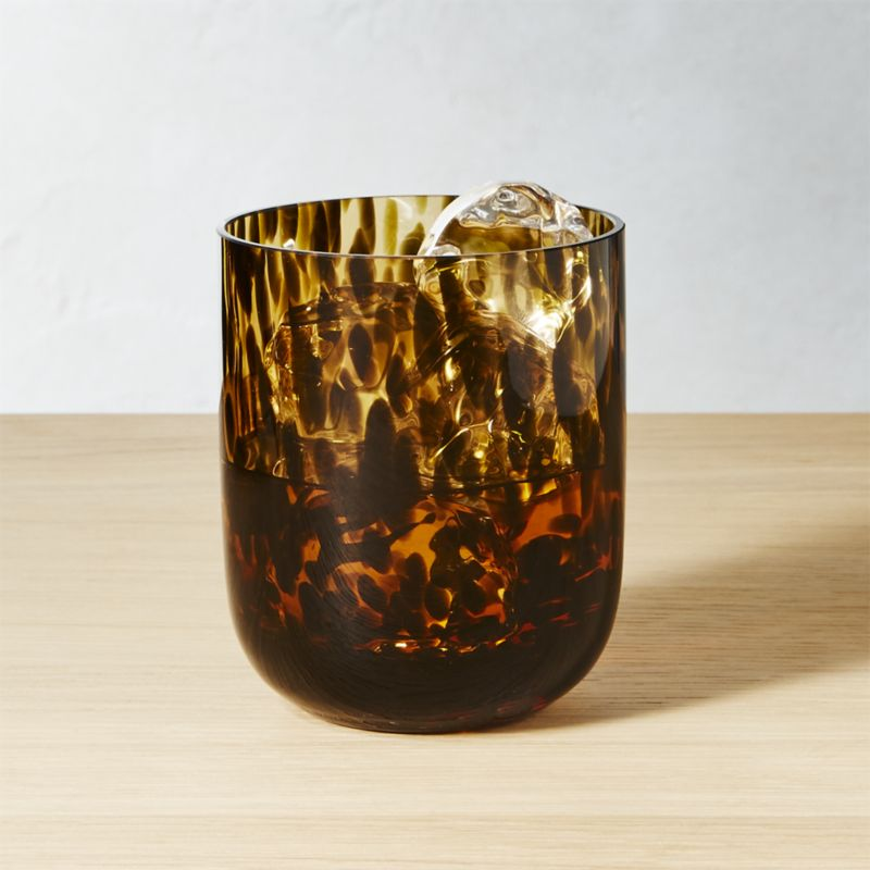 Franklin Double Old-Fashioned Glass