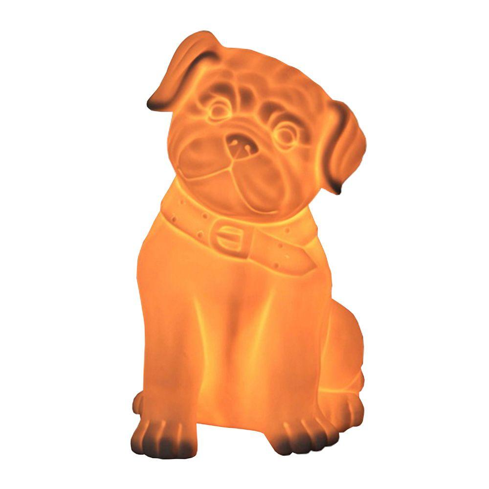 Ikea 90155016 fillsta table lamp orange by amazon havenly porcelain puppy dog shaped animal table lamp geotapseo Image collections