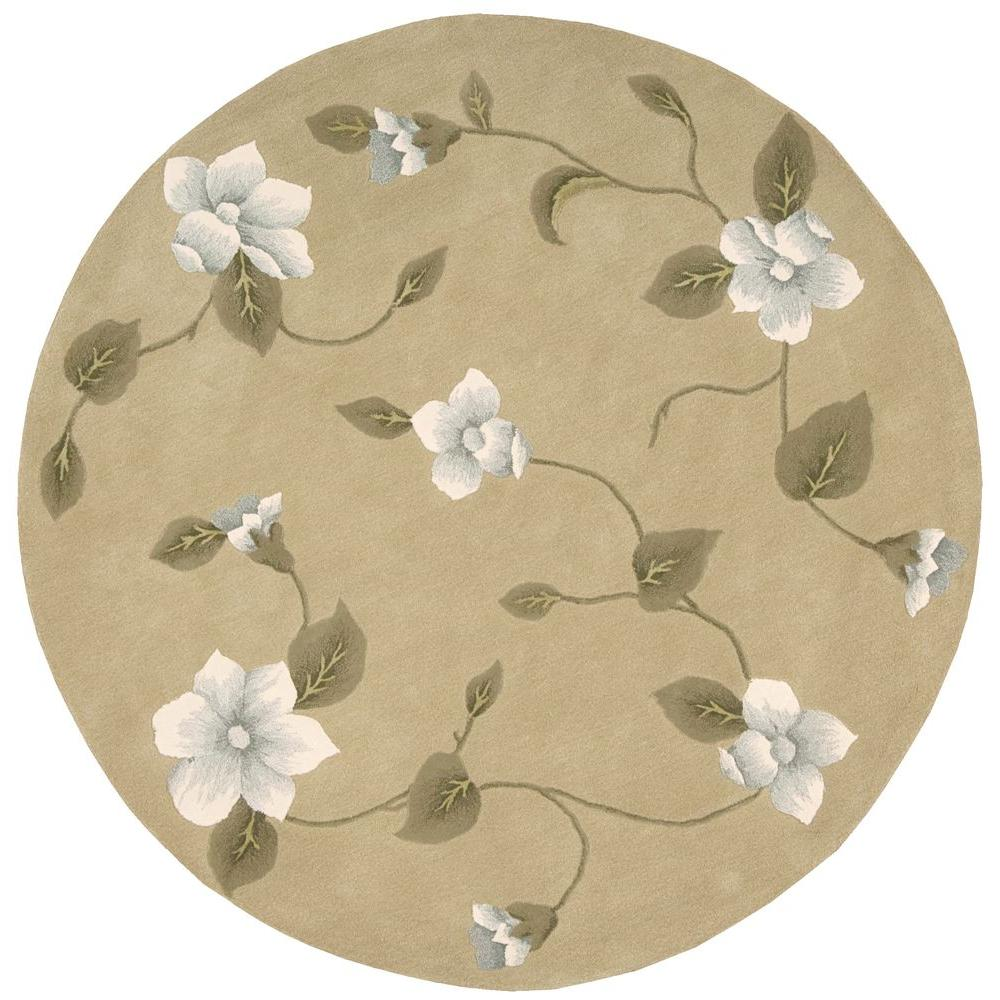 8 Foot Circle RugTremont Round Area Rug By 8feet