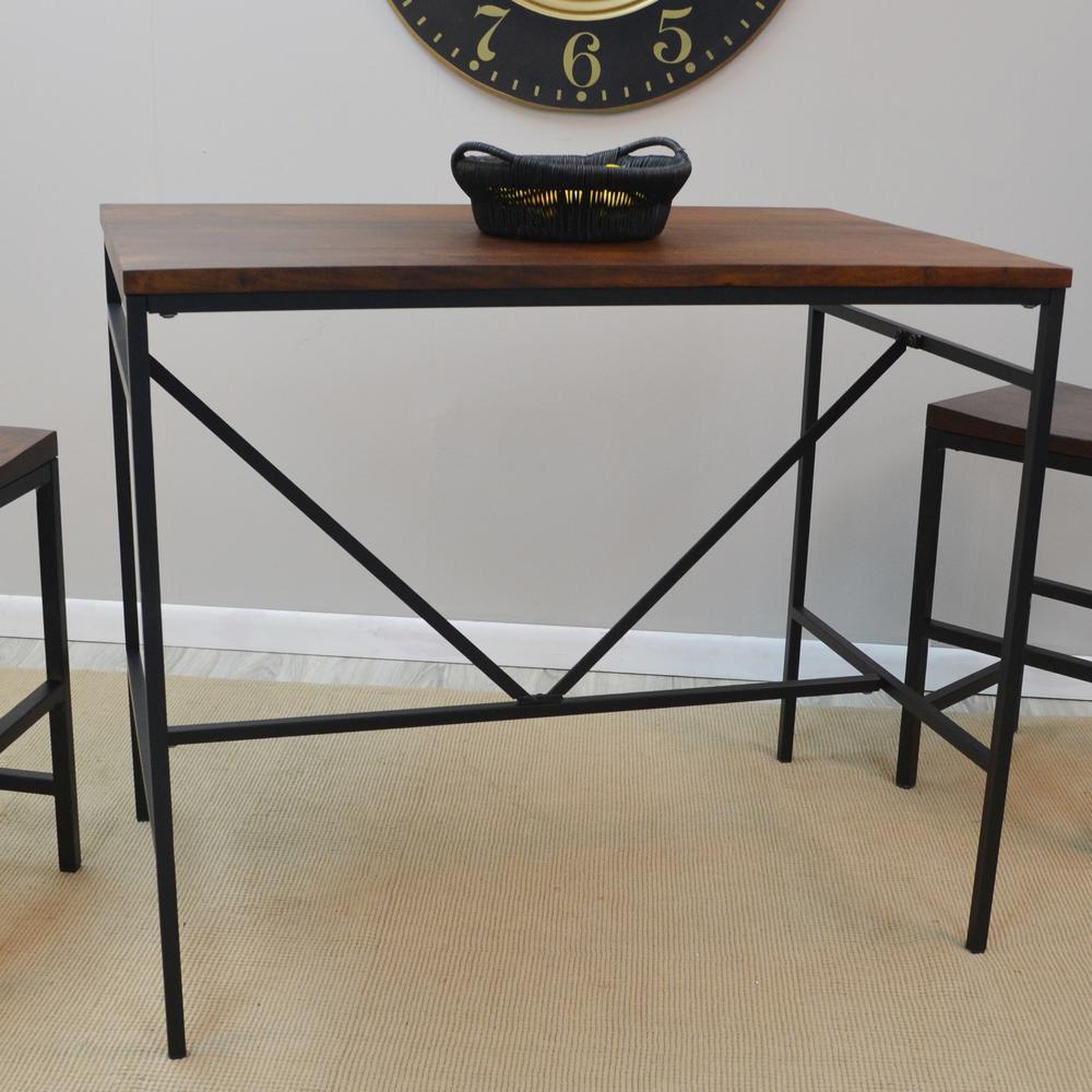 Ballard designs durham console table by ballard designs havenly aileen rich chestnut and black pubbar table rich chestnut finished table top powder geotapseo Images