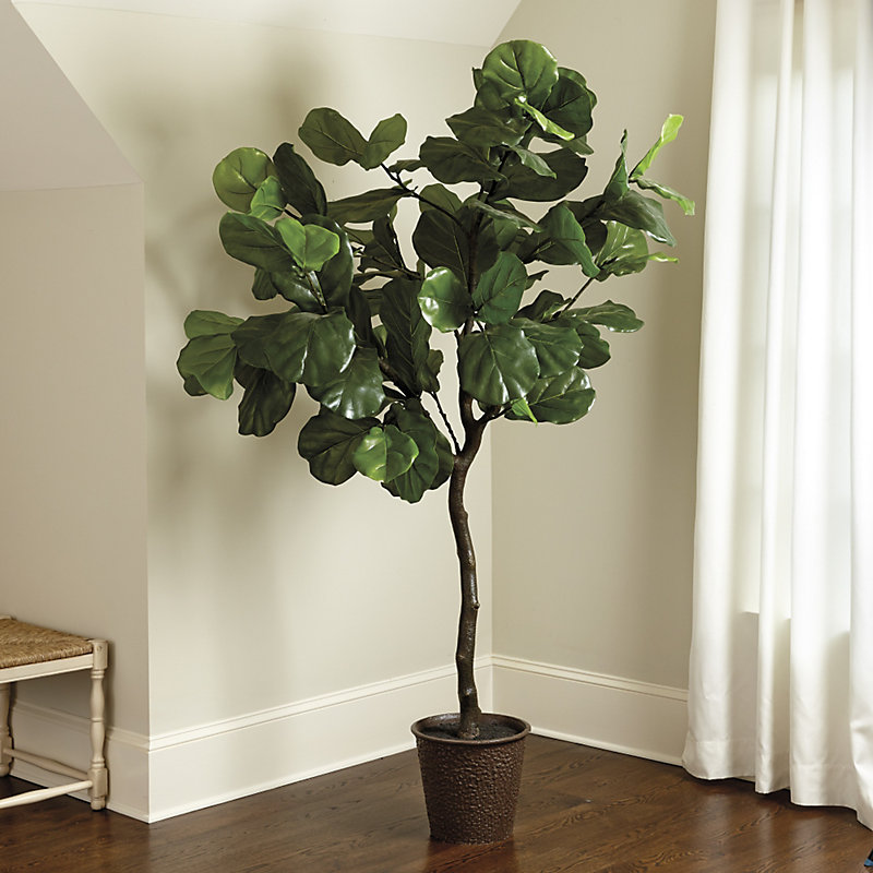 ballard designs bunny williams faux fiddle leaf fig tree