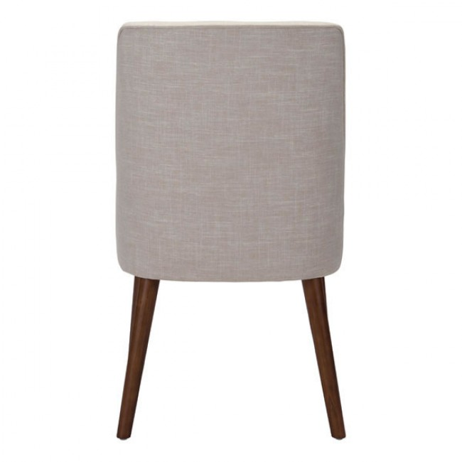 Kennedy Dining Chair Beige, Set of 2
