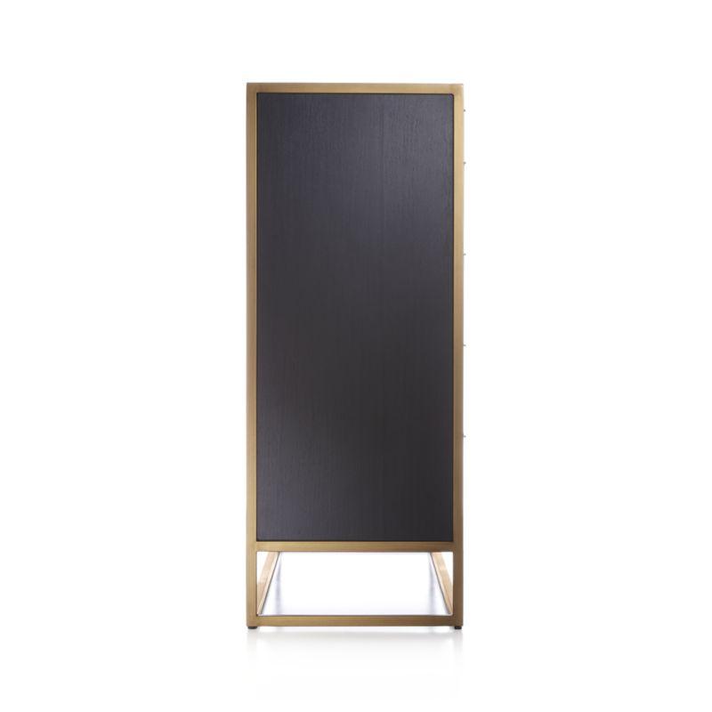 Oxford 10-Drawer Tall Dresser