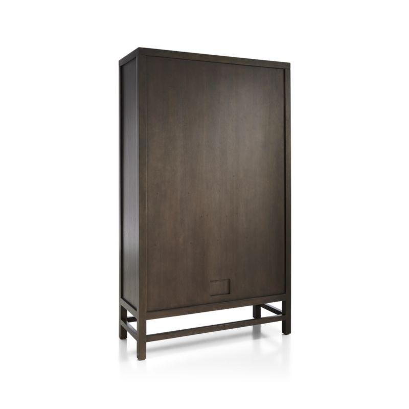 Blake Carbon 2 Door Cabinet