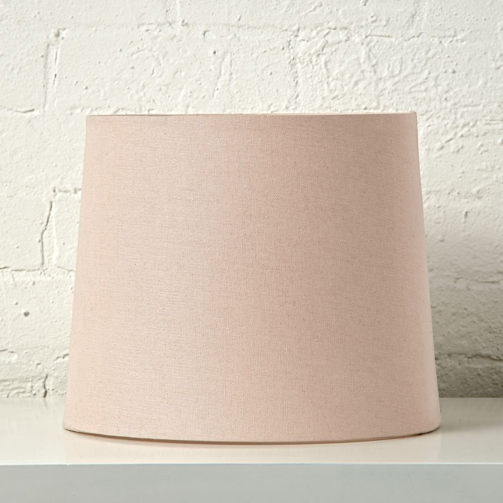 Light years floor lamp shade mint by land of nod havenly mix and match light pink table lamp shade geotapseo Image collections