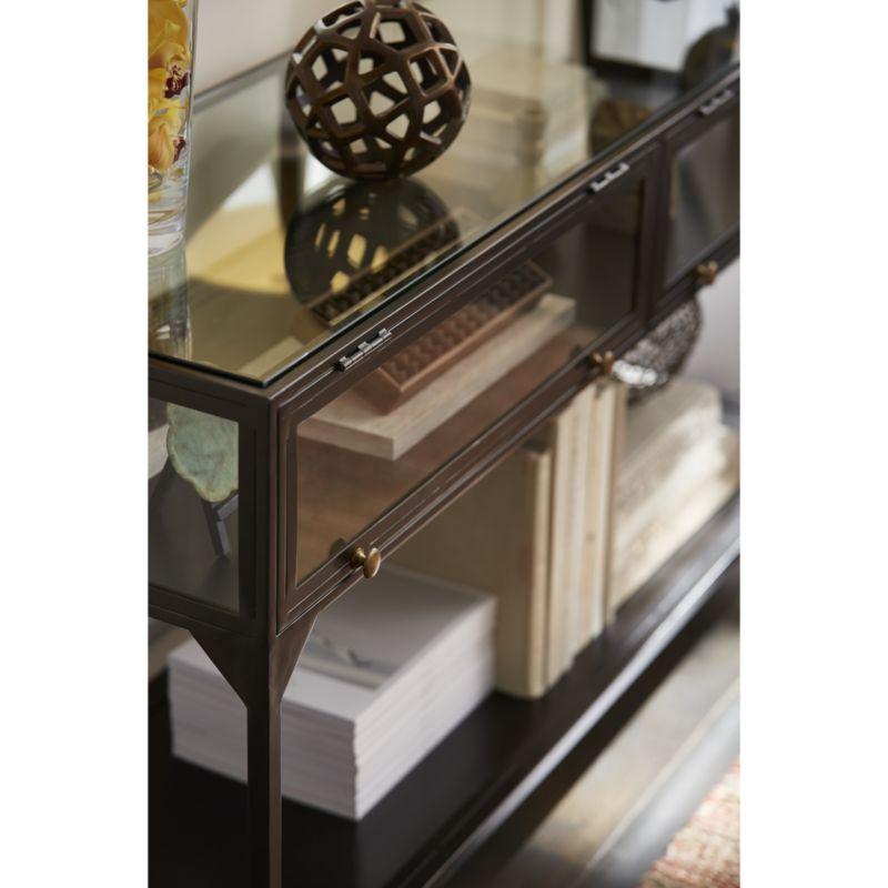 Ventana Console Table