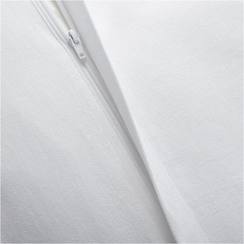 Lindstrom White Full/Queen Duvet Cover