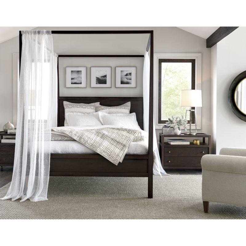 """Linen Sheer 52""""x84"""" White Curtain Panel"""