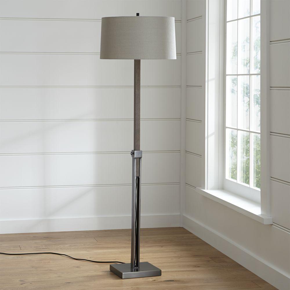 floor nickel floor lamp uk brushed nickel floor lamp ikea el