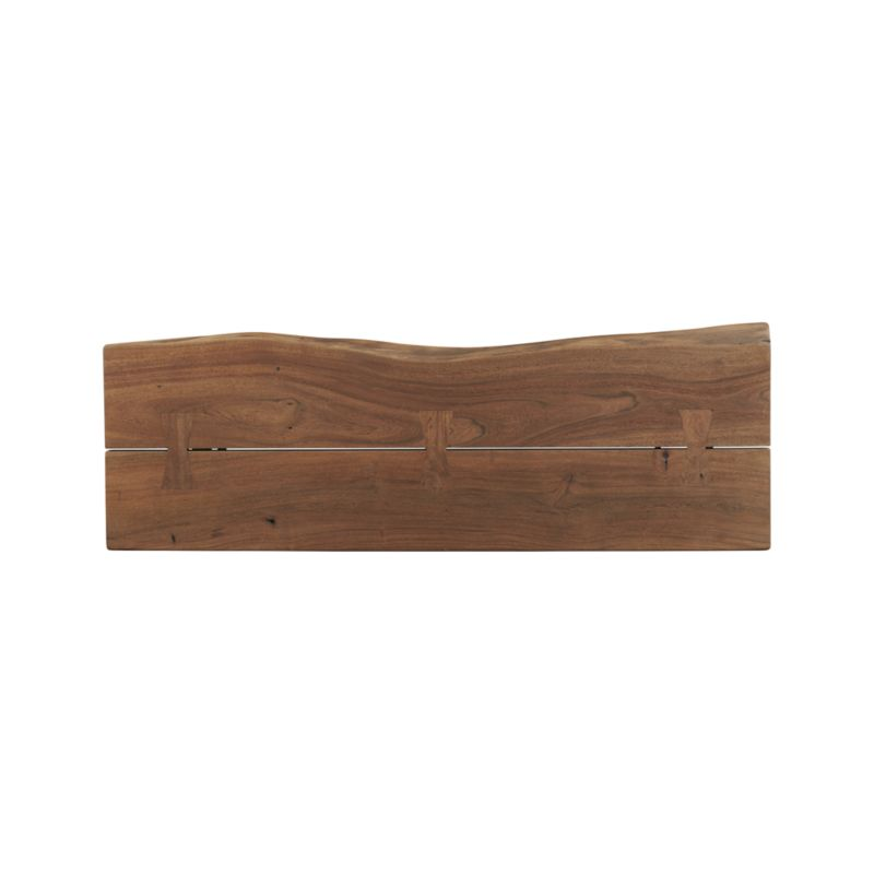 Yukon Natural Console Table