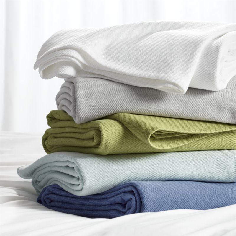 Siesta Grey King Blanket