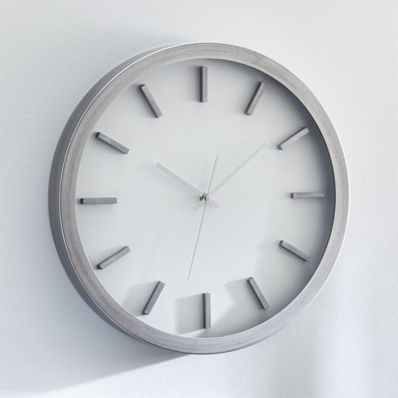 "Huxley 17"" Wall Clock"